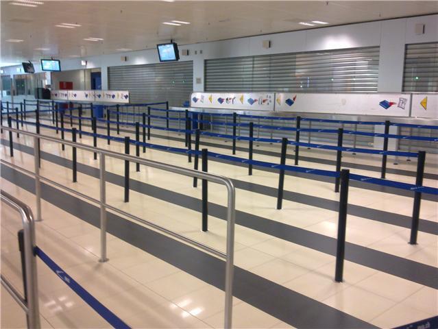 Arrivées de l'aéroport de Genève