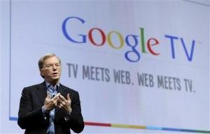 Google s'associe à Logitech pour lancer sa Google TV